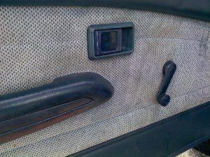Dirty Car Door